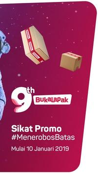 Bukalapak screenshot 1