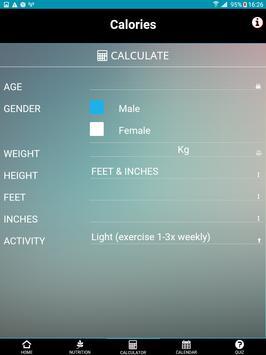 Nutrition Heart Attack screenshot 13