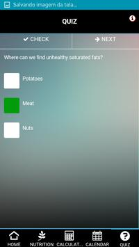 Nutrition Heart Attack screenshot 4