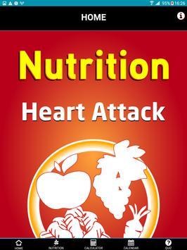 Nutrition Heart Attack screenshot 5