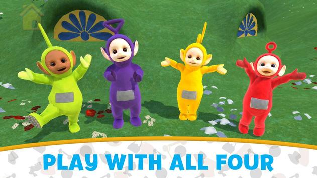 Teletubbies Play Time poster