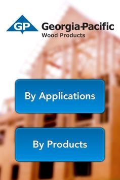 GP Wood Products Panel Guide poster