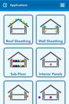 GP Wood Products Panel Guide screenshot 1