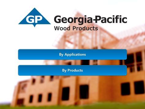 GP Wood Products Panel Guide screenshot 4