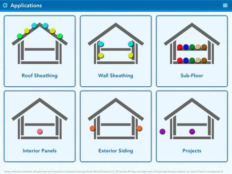GP Wood Products Panel Guide screenshot 7