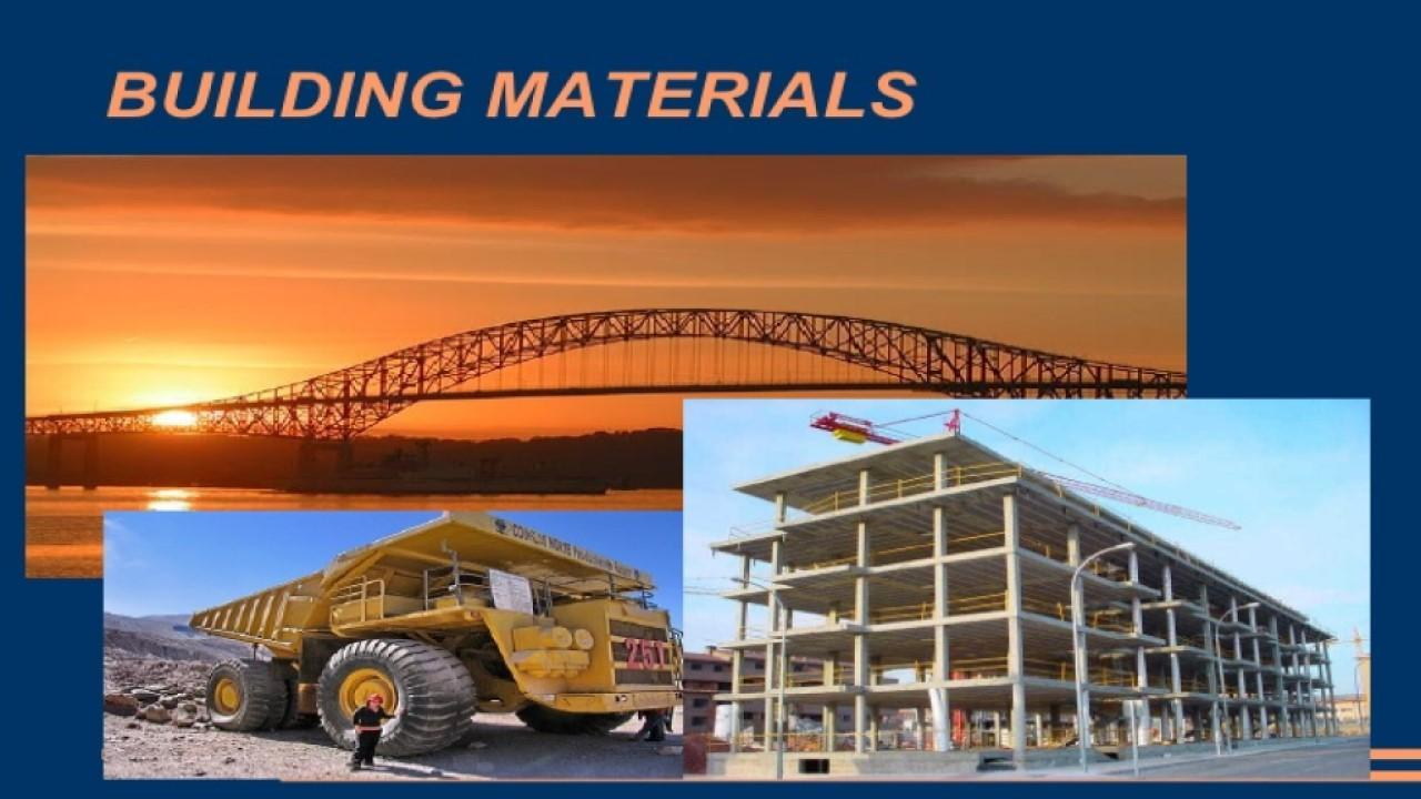 Building Materials Notes & MCQ for Civil Engineers for
