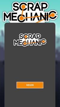Scrap Machines City - Crafting building Mechanic poster