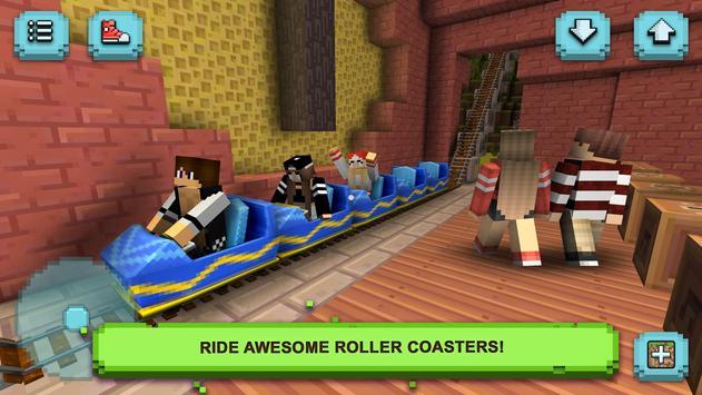 Theme Park Craft screenshot 5