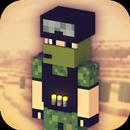 Army Craft: Wojna Światowa 2 aplikacja