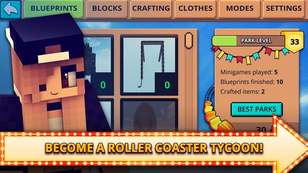 Theme park apk mod | Download RollerCoaster Tycoon Touch Mod