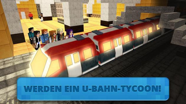 Metrobauer : Fahr mit dem Zug! Screenshot 4