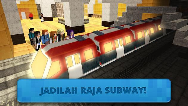 Pembangun Metro : Naik kereta! screenshot 7