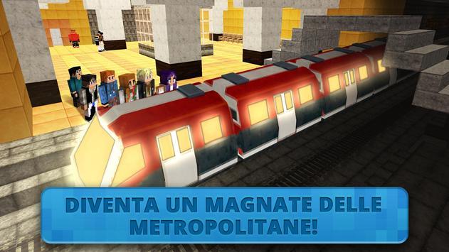 7 Schermata Costruisci e Guida la Metro