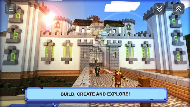 Boys World Craft: Creative Mind & Exploration screenshot 4
