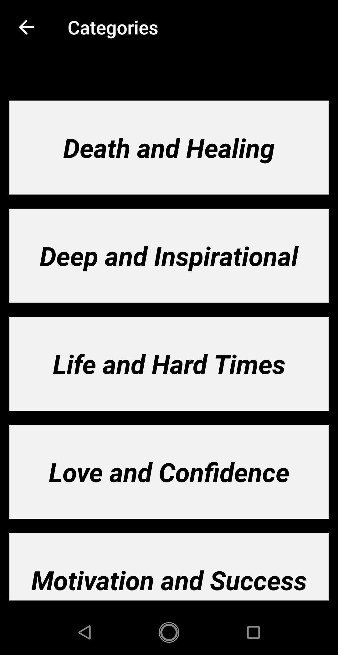 Strength Quotes In English Stay Confident Status For Android Apk Download