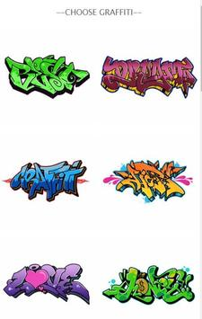 How To Draw Graffiti Step by Step poster