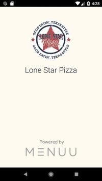 Lone Star Pizza poster