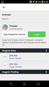 Bulletinboard Mobile screenshot 4