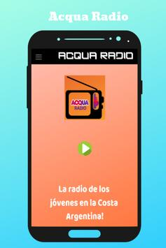 Acqua Radio poster