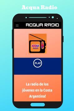 Acqua Radio screenshot 1