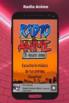 Radio Anime Latino Español screenshot 2