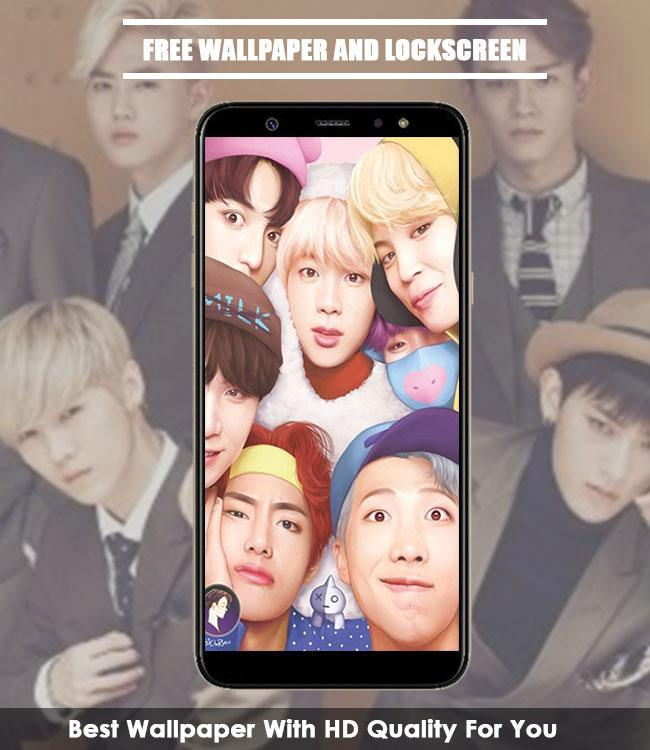 Bts Kpop Wallpapers Hd 4k New For Android Apk Download