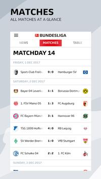 BUNDESLIGA - Official App screenshot 1