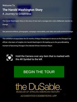 The Augmented DuSable Museum screenshot 8