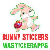 Bunny Stickers - WAStickerApps icon