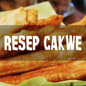 Resep Cakwe Istimewa poster