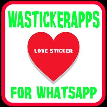 WAStickerApps - Love Sticker poster