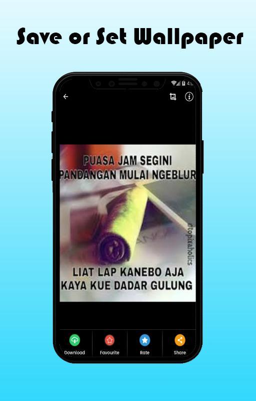 95 Gambar Lucu Edisi Ramadhan HD
