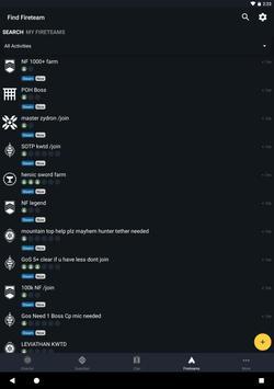 Destiny 2コンパニオン スクリーンショット 12