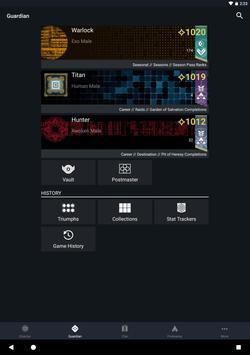 Destiny 2コンパニオン スクリーンショット 9