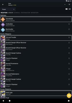 Destiny 2コンパニオン スクリーンショット 10
