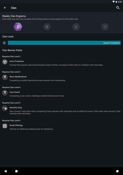 Destiny 2コンパニオン スクリーンショット 11