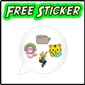 Free Sticker For WhatsApp icon