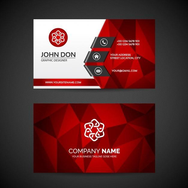 Free Modern Business Cards For Android
