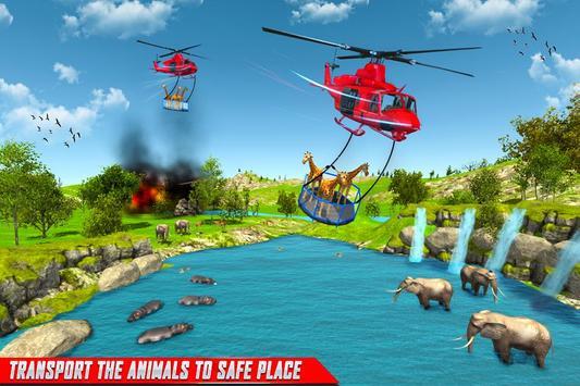 Police Robot Animal Rescue screenshot 2