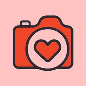 PIP Selfie Editor ícone