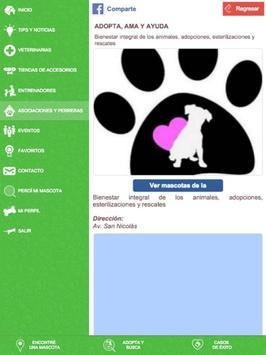 Busca tu Mascota! screenshot 11