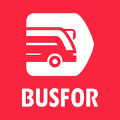 Icona BUSFOR Билеты на автобус, расписание автовокзалов