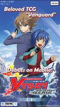 Vanguard ZERO poster