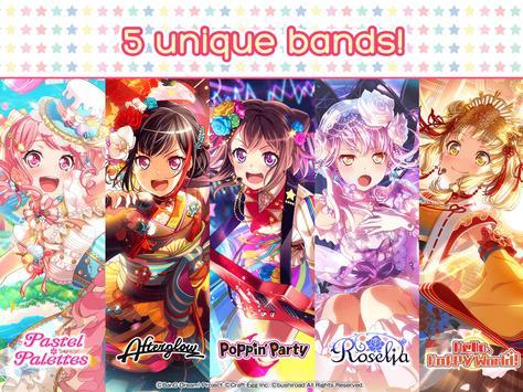 BanG Dream! captura de pantalla 18