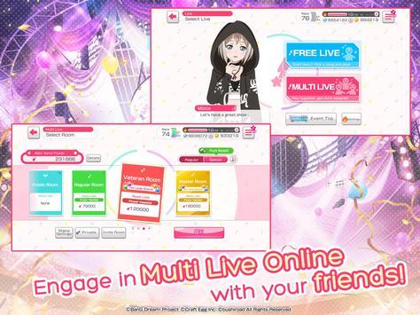 BanG Dream! screenshot 18