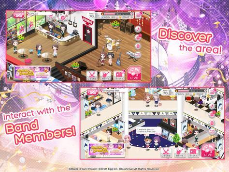 BanG Dream! captura de pantalla 14