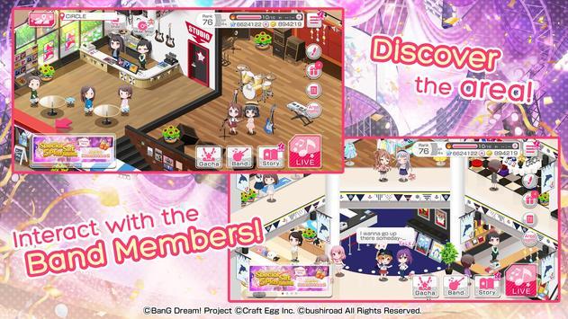 BanG Dream! captura de pantalla 6
