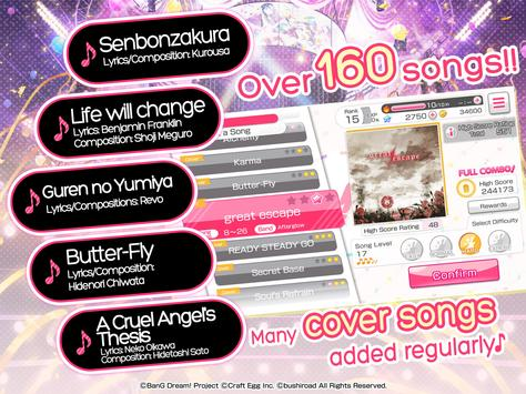 BanG Dream! screenshot 10