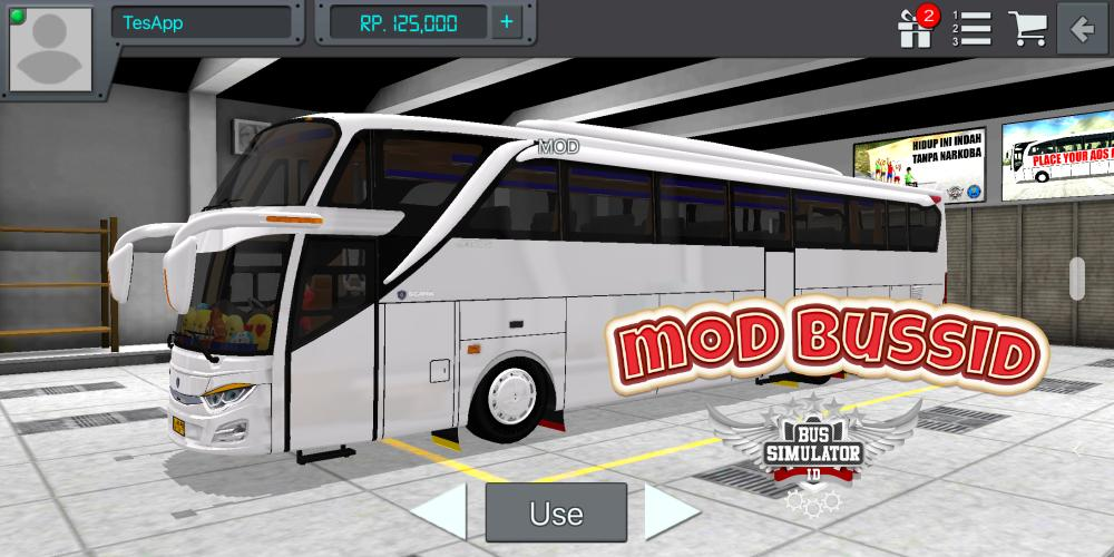 Mod Bus Simulator Indonesia for Android - APK Download