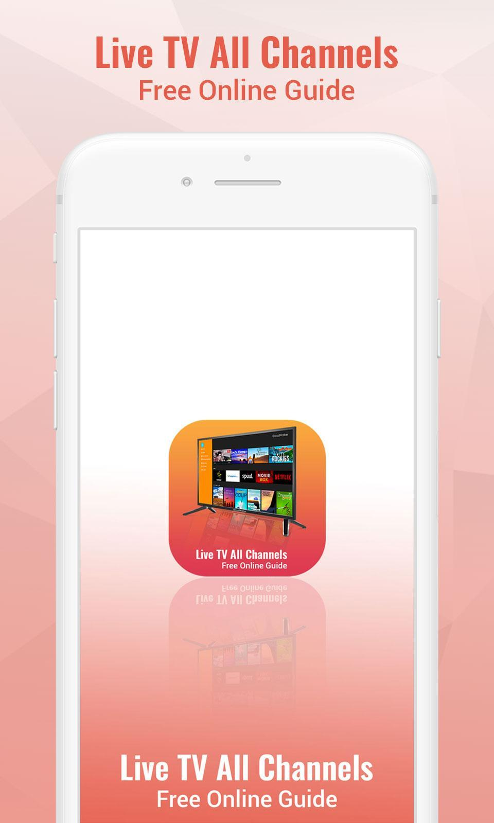 Live TV All Channels : Free Online Guide for Android - APK